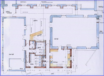 building project blueprint